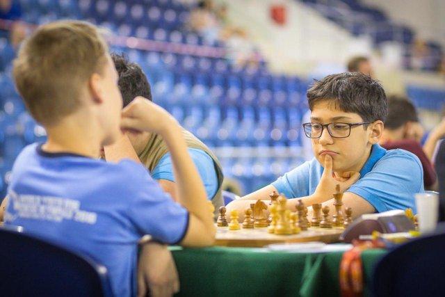 علیرضا فیروزجاه - شطرنج
