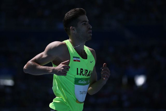 المپیک 2016 ریو - حسن تفتیان