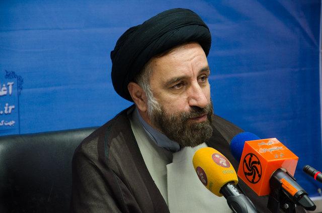 حجت الاسلام قریشی معاون نهاد رهبری در دانشگاهها
