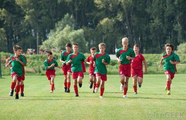 ورزش کودکان علم ورزش
