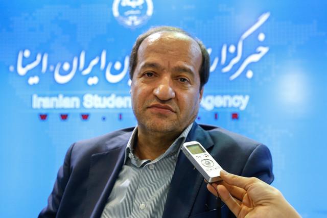 محمد کاظمی، نایب رییس کمیسیون قضایی و نماینده مردم ملایر