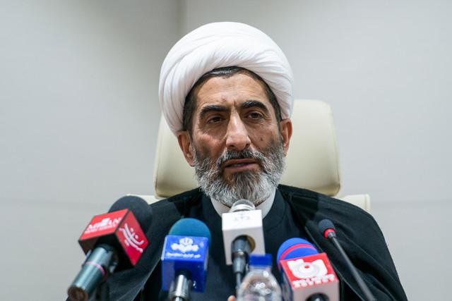 نشست خبری حجت الاسلام دکتر صادقی معاون فرهنگی قوه قضاییه