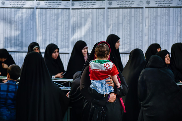 انتخابات ۲۹ اردیبهشت - تهران / ۲