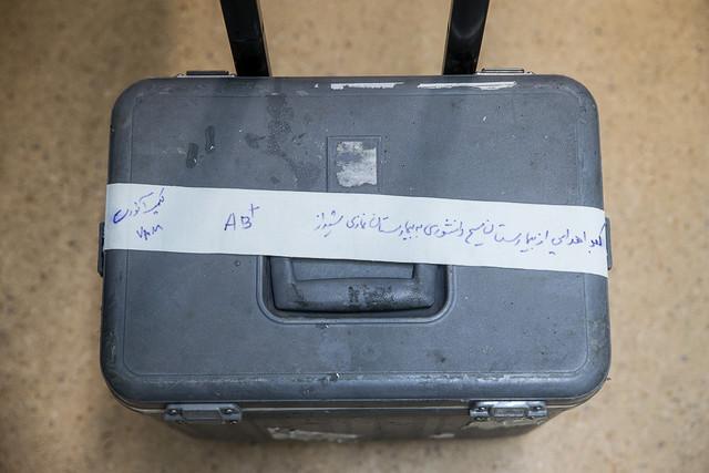 اهدای عضو سرمربی تیم فوتبال امید پرسپولیس
