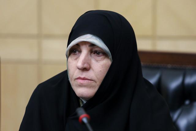 فریده اولادقباد نماینده تهران