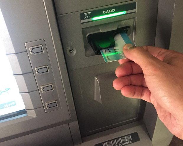 کارت اعتباری - عابر بانک - خودپرداز