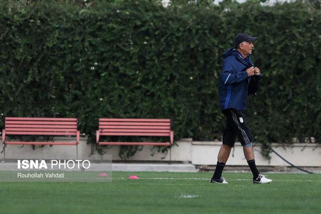 کارلوس کی روش در تیم ملی فوتبال ایران