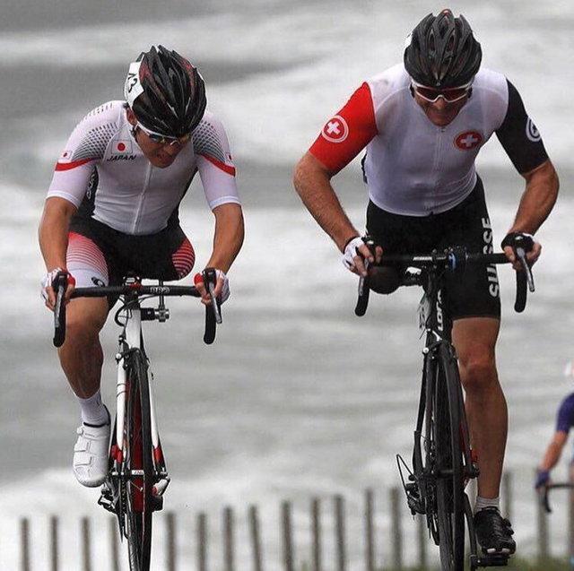 دوچرخه سواری معلولان
