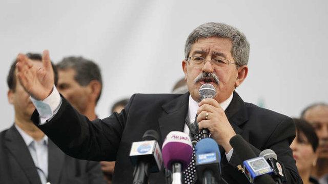 احمد اویحیی، نخست وزیر الجزایر