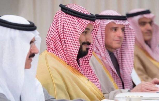 الجبیر و محمد بن سلمان