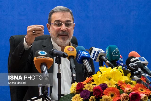 نخستین نشست خبری  محمد بطحایی، وزیر آموزش و پرورش