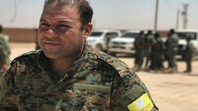 مصطفی بالی، مدیر مرکز اطلاعرسانی نیروهای سوریه دموکراتیک