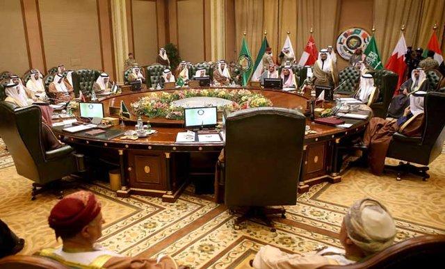 وزیران شورای همکاری خلیج فارس