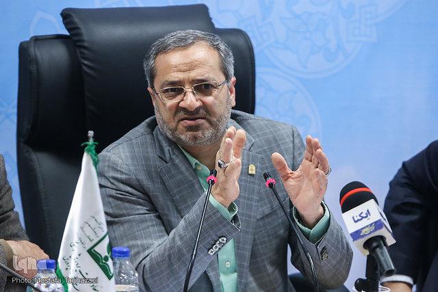 علیرضا کاظمی-معاون پرورشی و فرهنگی وزارت آموزش و پرورش