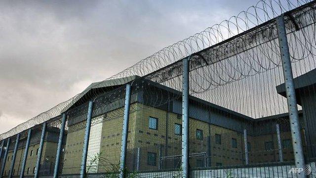 بازداشتگاه لندن