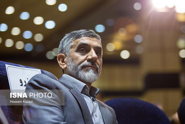 مراسم تودیع و معارفه رئیس ستاد مبارزه با قاچاق کالا و ارز
