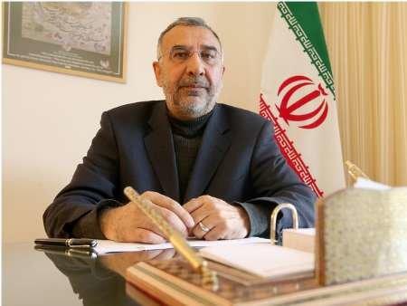 سفیر ایران در ترکیه
