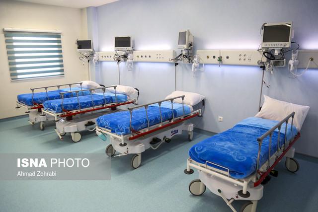 افتتاح بیمارستان ۱۷۳تختخوابی در قم