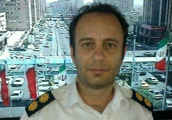 سرهنگ مسعود جبارزاده