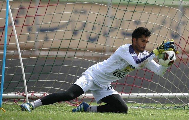 سید حسین حسینی/ استقلال