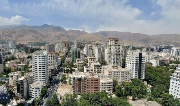 مسکن آپارتمان نیاوران فرمانیه شمال شهر پایتخت تهران شهر خانه