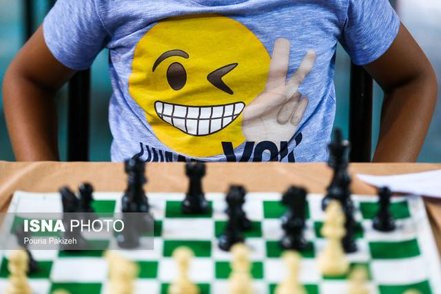 مسابقات شطرنج قهرمانی کشور - همدان