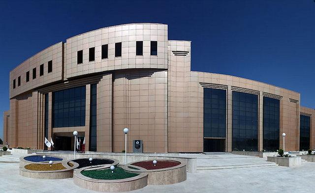 ساختمان کمیته ملی المپیک