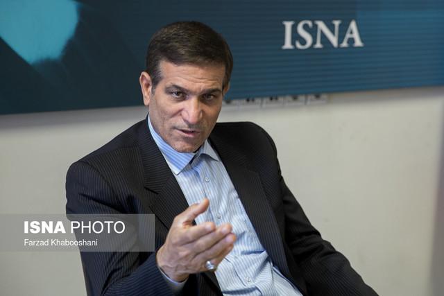 سلمان خدادادی، نماینده و رئیس کمیسیون اجتماعی مجلس شورای اسلامی
