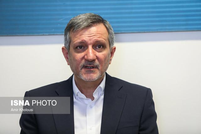 علی خاکی صدیق رییس دانشگاه خواجه نصیر