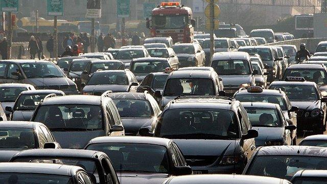 ترافیک گازهای گلخانه ای گرمای جهانی تغییرات جوی