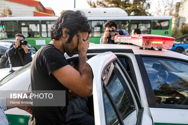 دستگیری سارقین مسلح دستگاه لیزر