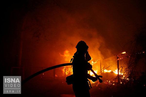 دلایل آتشسوزیهای مهیب در کالیفرنیا