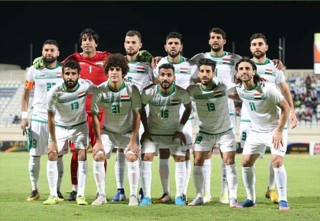 تیم ملی فوتبال عراق