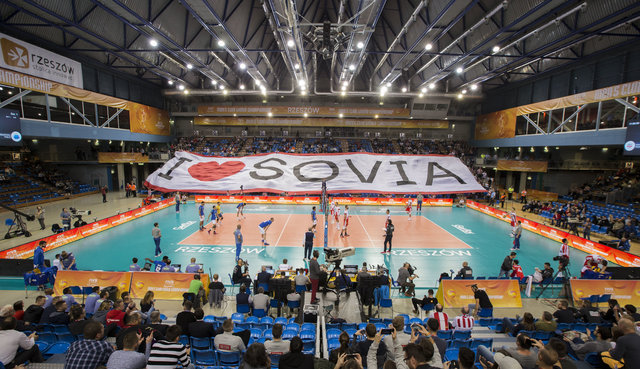 والیبال جام باشگاههای جهان 2018 - رسوویا لهستان