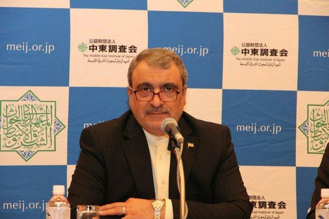 سفیر ایران در ژاپن