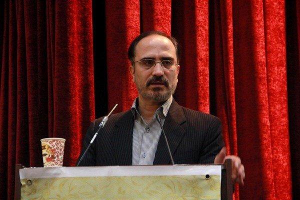 دکتر محمد قربانی مدیرکل تشکلهای اسلامی سیاسی دانشگاه آزاد اسلامی
