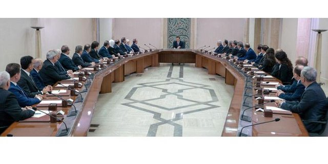 بشار اسد دولت سوریه