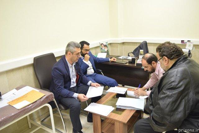 استقرار پزشکی قانونی در ندامتگاه تهران