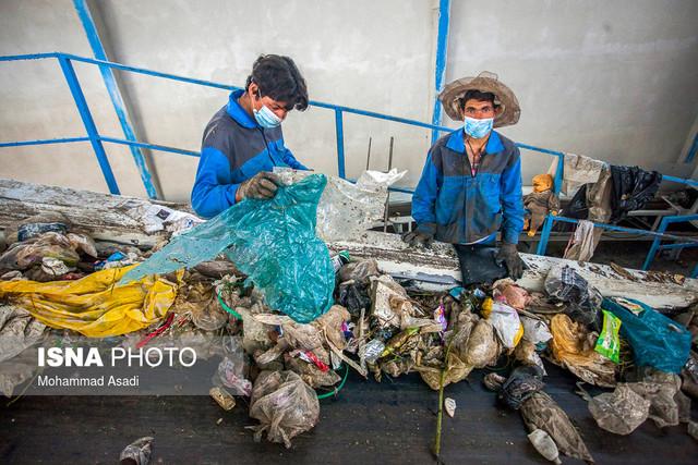 تیغ زبالههای عفونی زیر گلوی مردم  اراک