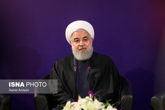 نشست خبری رئیس جمهور در پایان سفر به استان سمنان