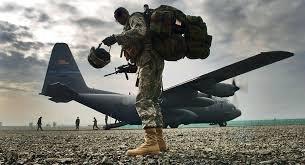 نیروهای آمریکایی در لیبی