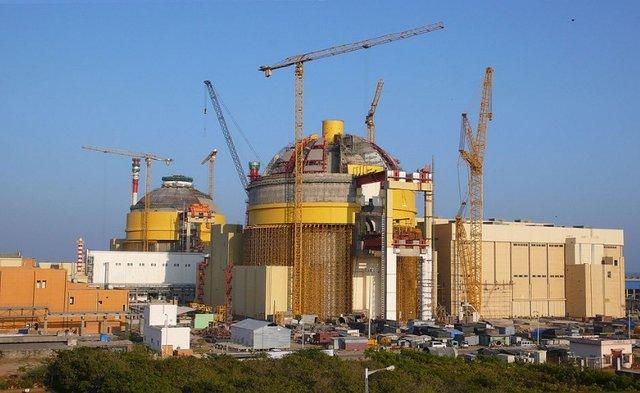 نیروگاه اتمی روسیه