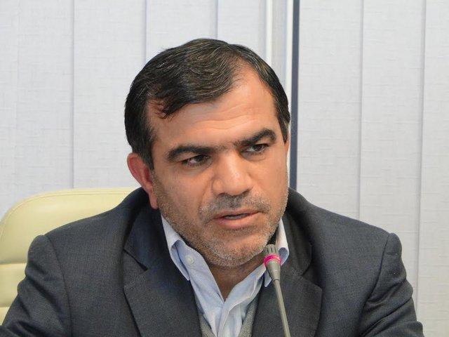 محمد امید معاون توسعه روستایی و مناطق محروم ریاست جمهوری