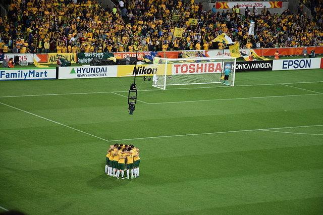 تیم ملی فوتبال استرالیا