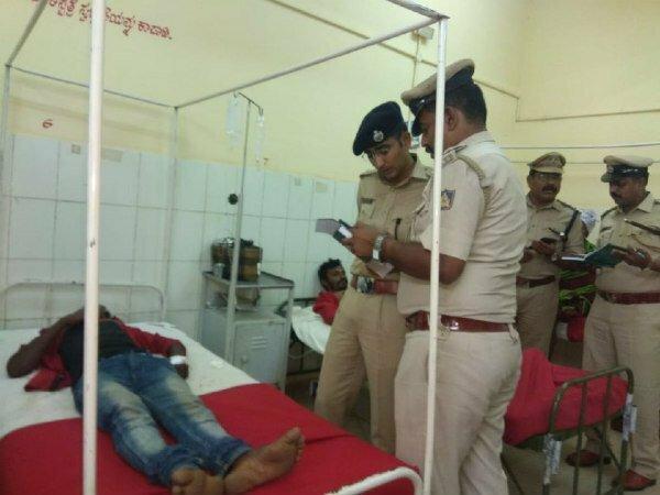 هند بیمارستان پلیس مسمومیت