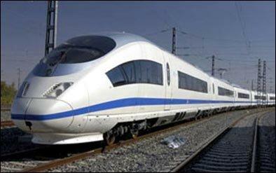 قطار سریع السیر تهران - اصفهان