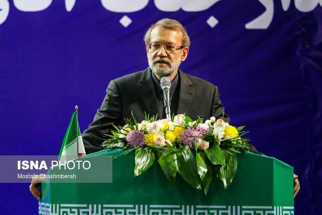 سفر علی لاریجانی به هرمزگان