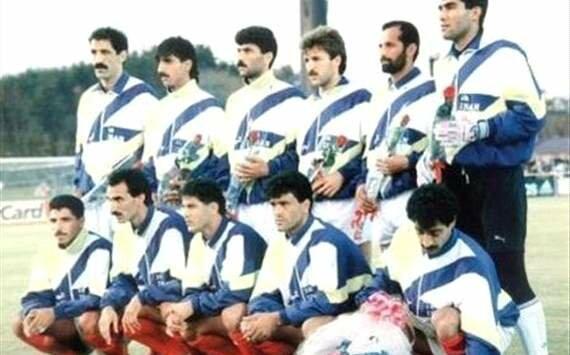 ایران جام ملتهای آسیا 1992