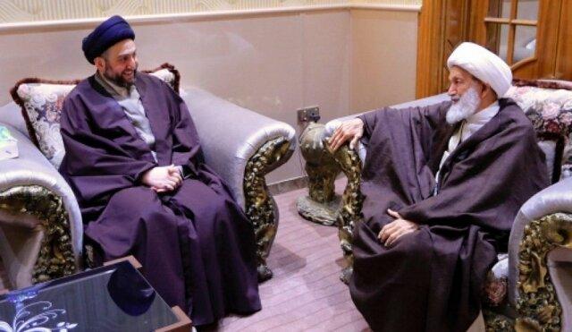 شیخ عیسی قاسم در عراق