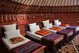 هتل کپری قلعهگنج